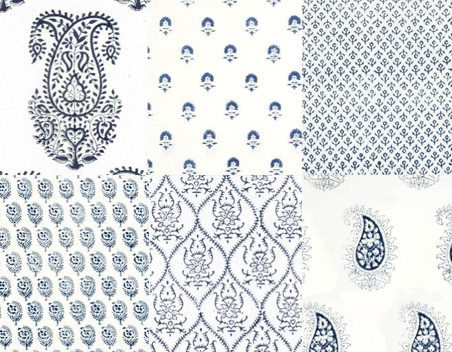 Les Indiennes | Sarah Catherine Design