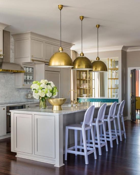 All Brass Everything | Sarah Catherine Design
