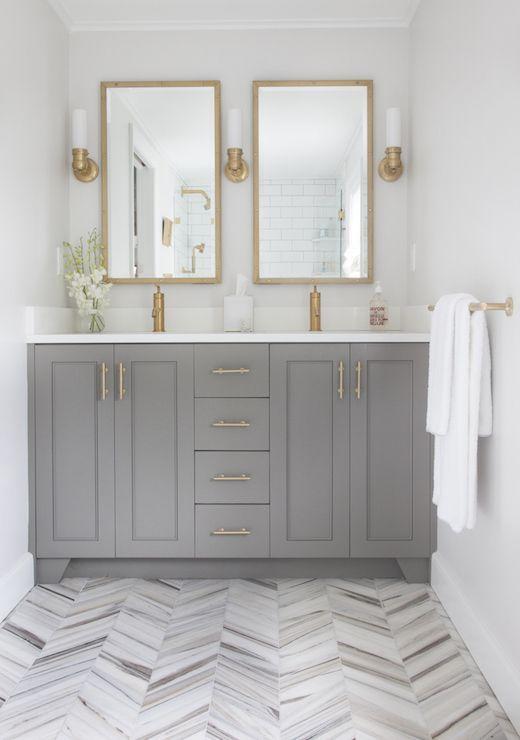 Bath by  Erin Gates Design