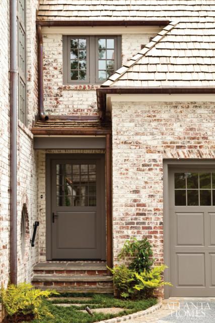 Image via Atlanta Homes | Architect Peter Block