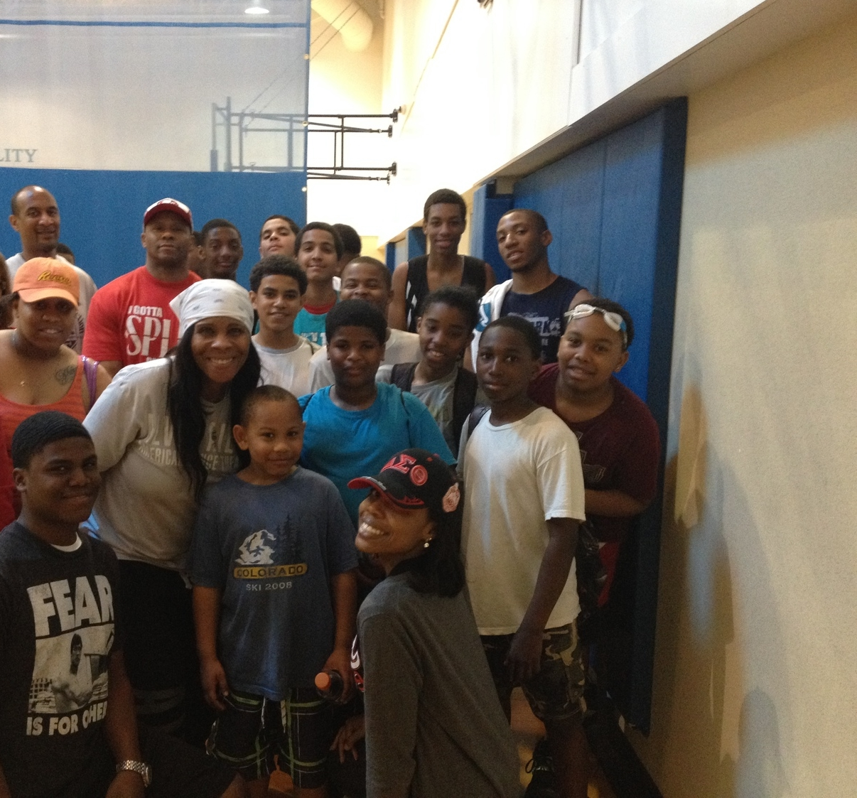 National Stop the Violence Alliance, Inc's What About YOUth Male Initiative Program.
