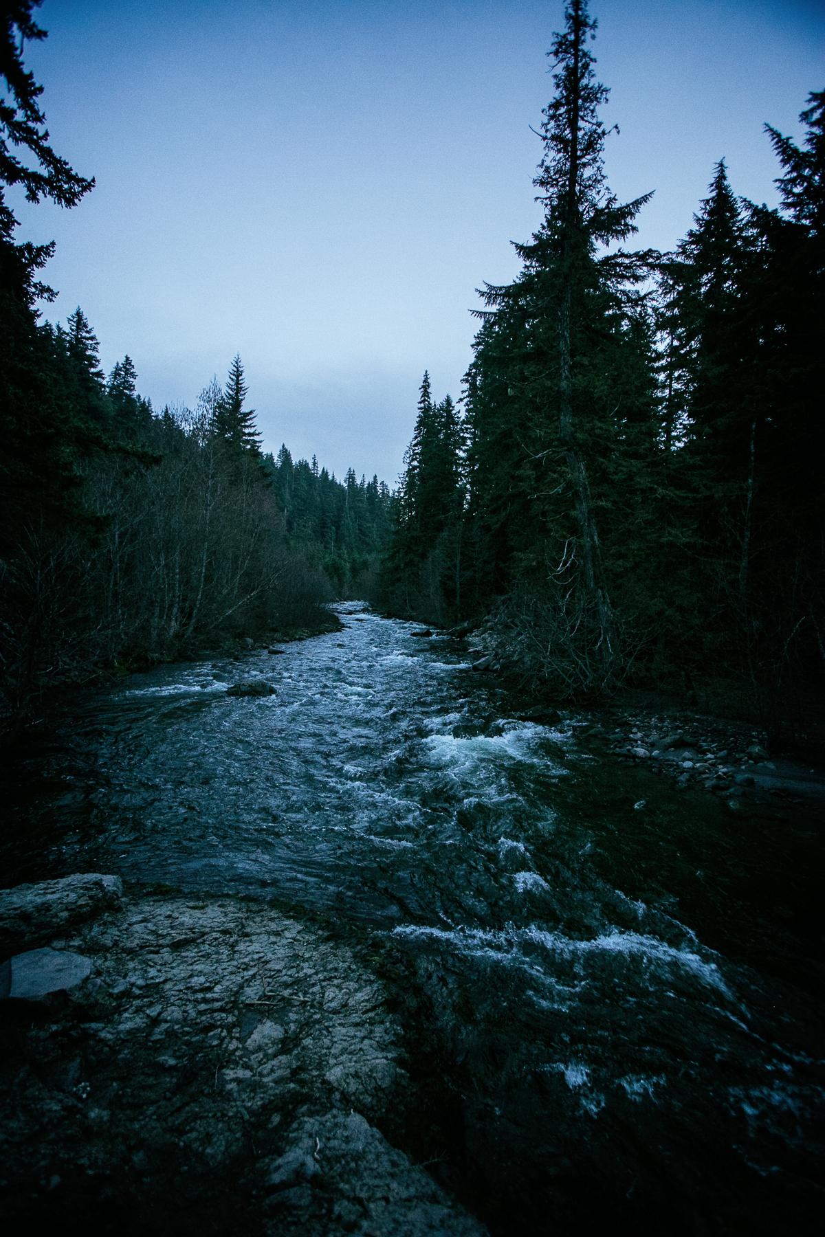 the Hood River