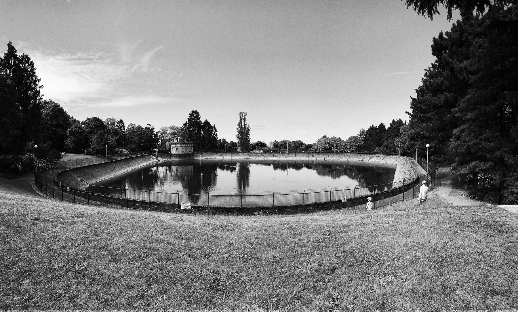 Friendship Park Reservoir