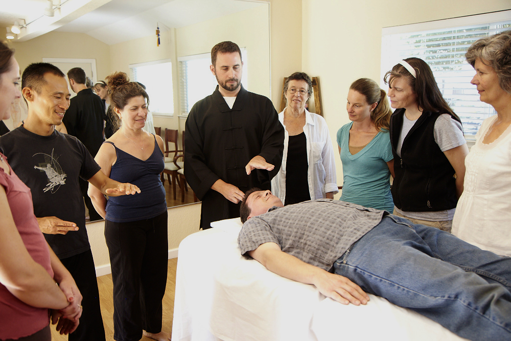 Medical Qigong Diagnostics and Treatment