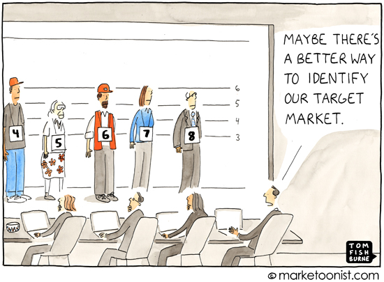 b  y Tom Fishburne