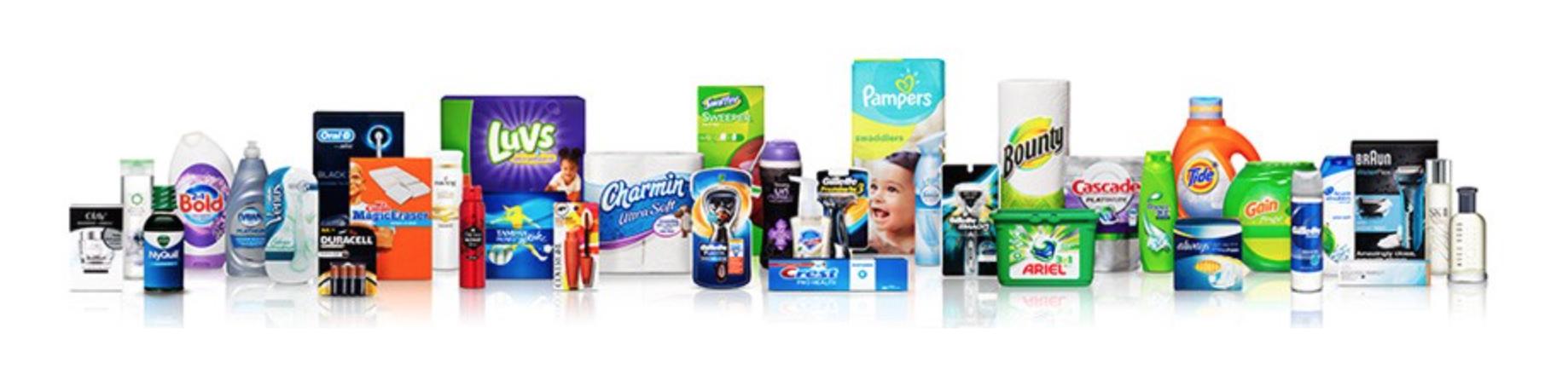 P&G Family of Brands