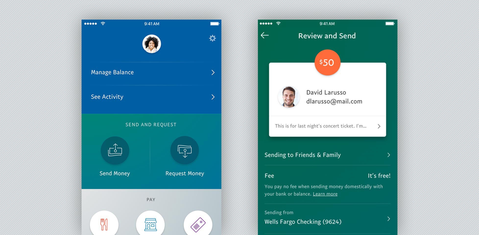 PayPal relaunches its mobile apps with minimal new design — D/UX