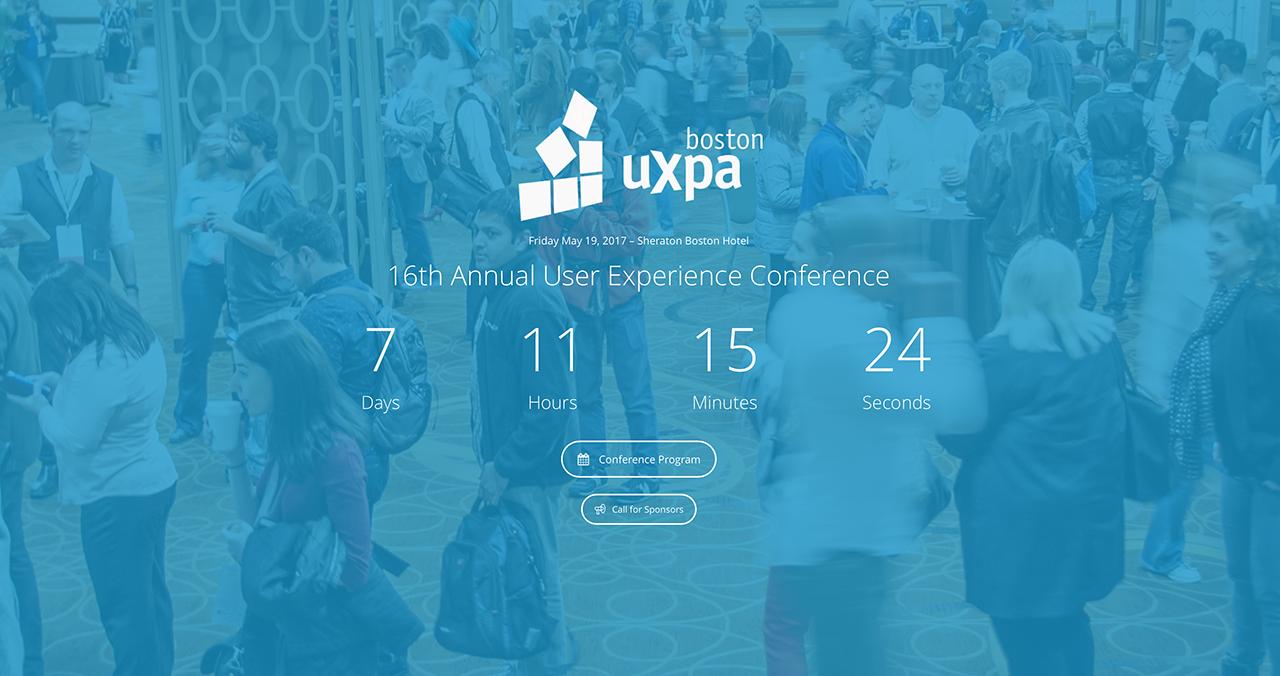 UX Events — D/UX