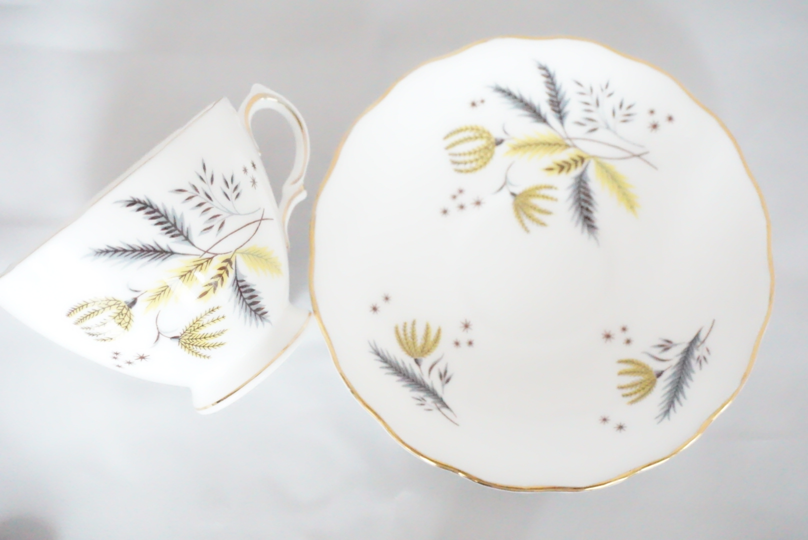 Alice and Hare offer wonderfully scented candles in beautifully vintage tea cups that owner Alicia Doiron sources from all over the world.