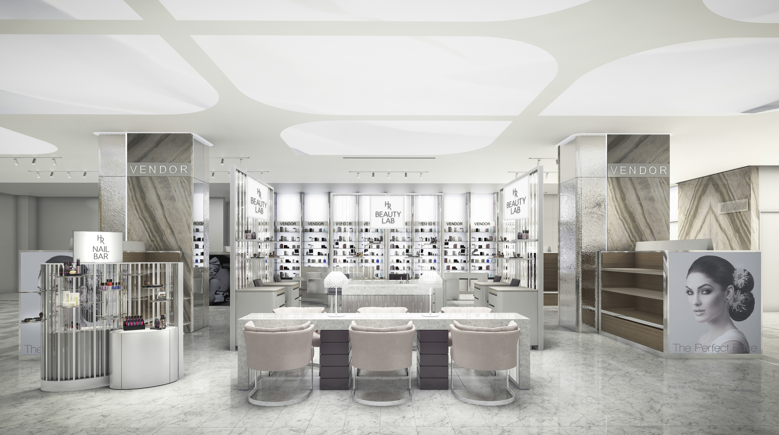 Holt Renfrew Vancouver's new Beauty Lab. Photo: Holt Renfrew
