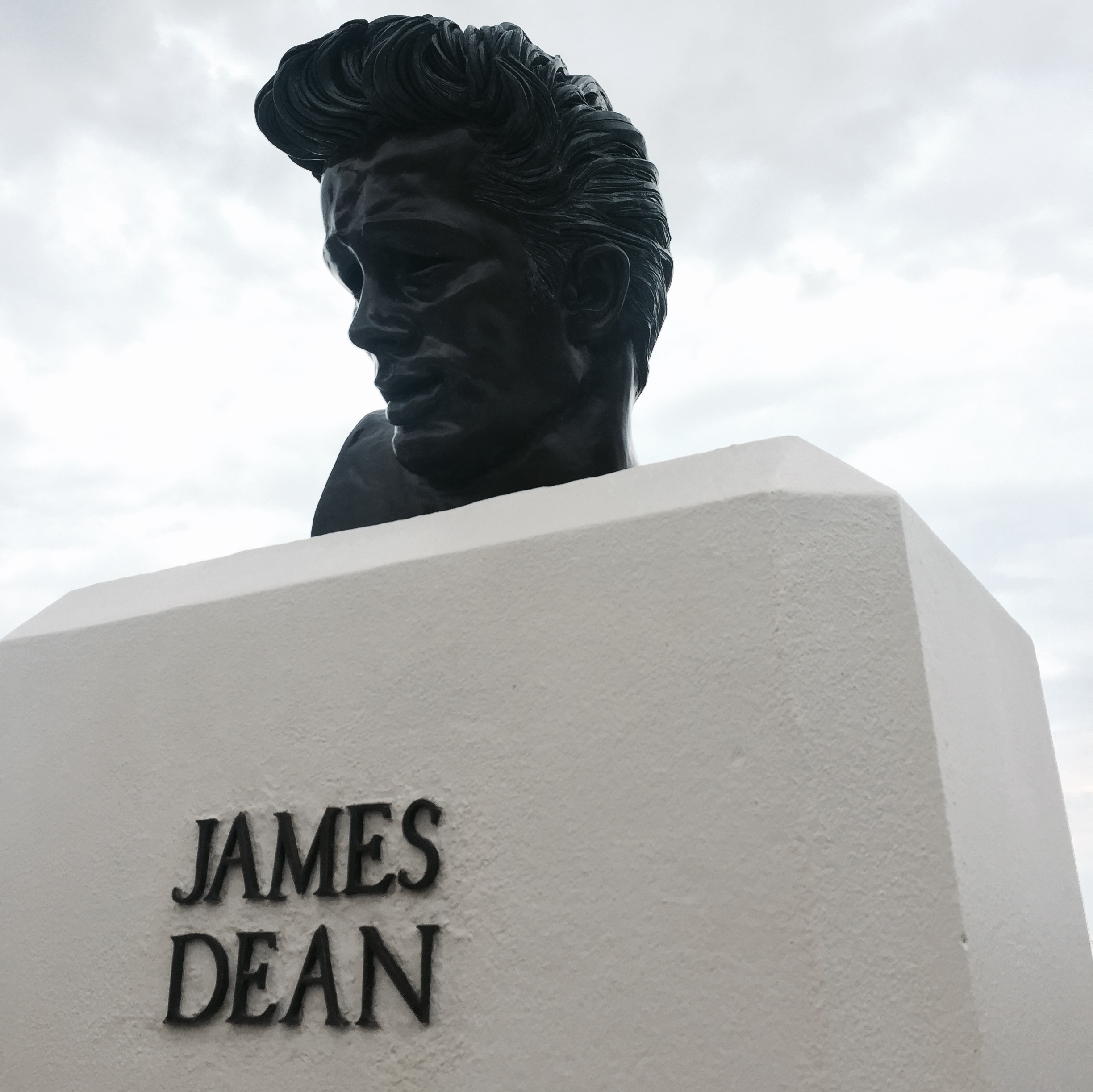 "Some famous scenes from James Dean's ""Rebel Without a Cause"" was filmed at the Griffith Observatory."