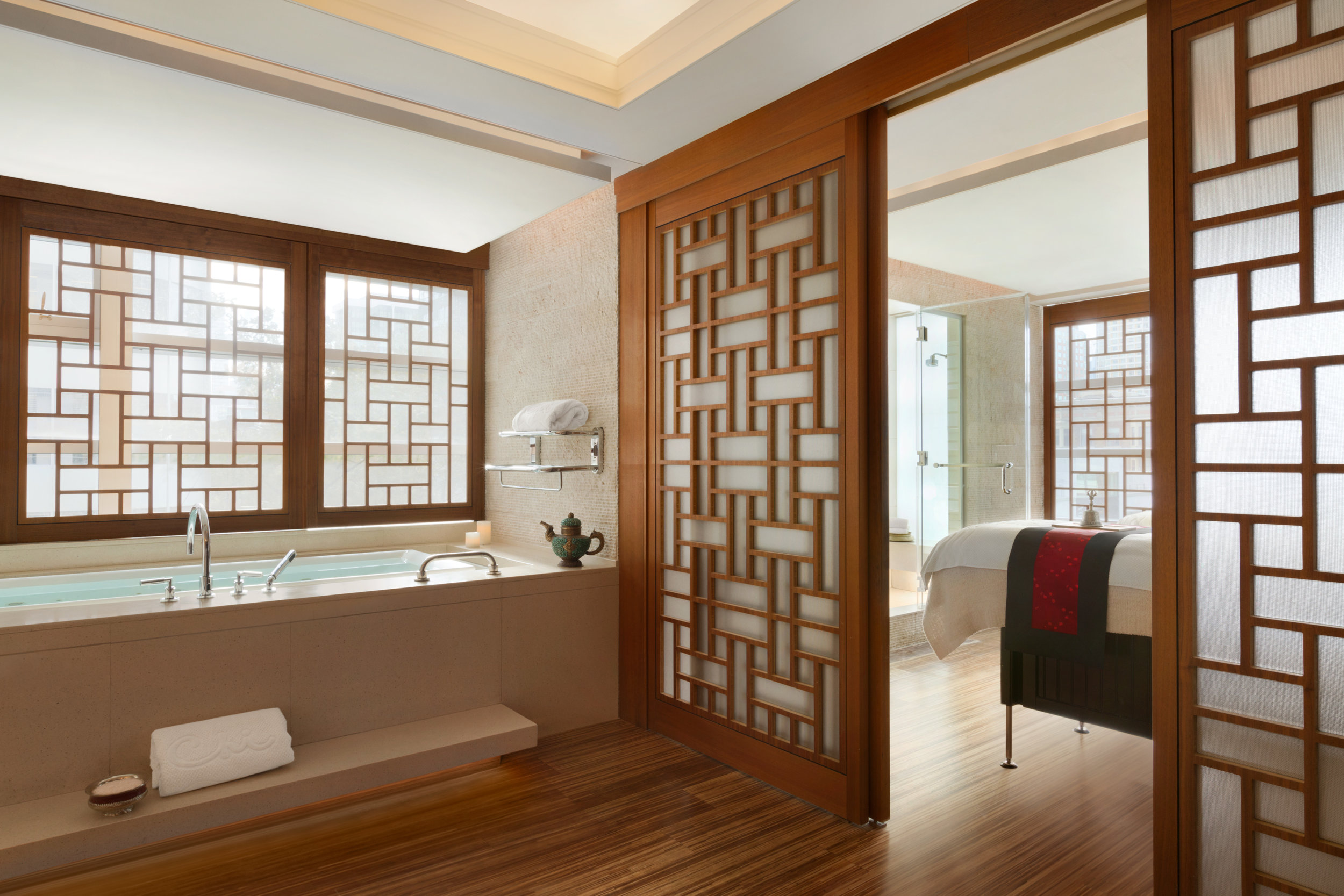 Shangri-La Hotel Vancouver - CHI The Spa - Couples Suite - 1238556.jpg