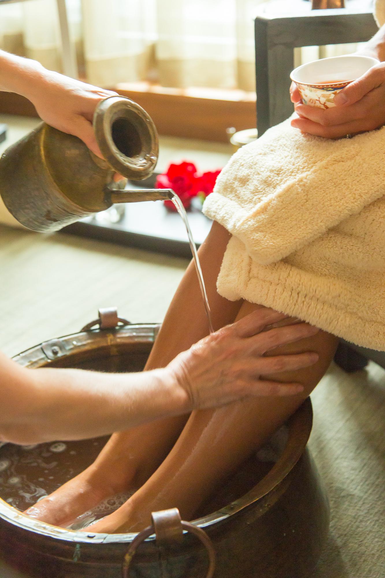 CHI, The Spa - Foot Bath & Tea Service.jpg