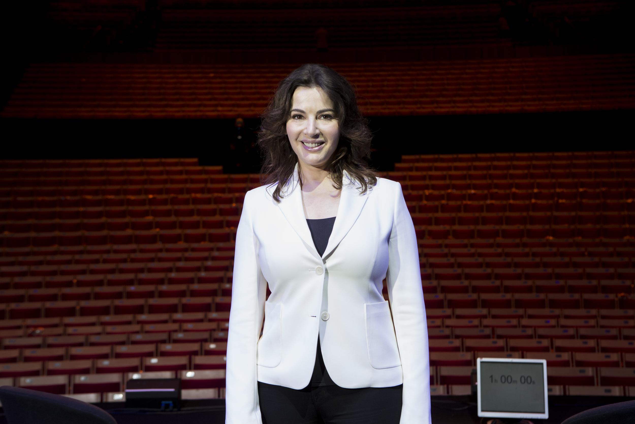 Nigella Lawson for Sydney Opera House