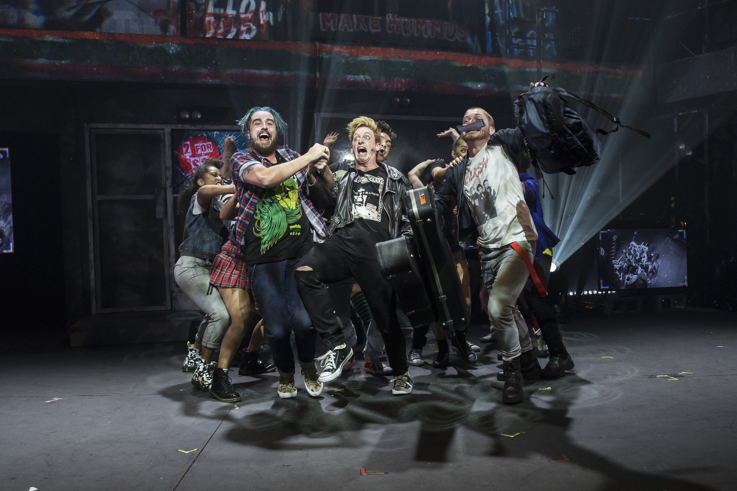 American Idiot - Green Day Musical