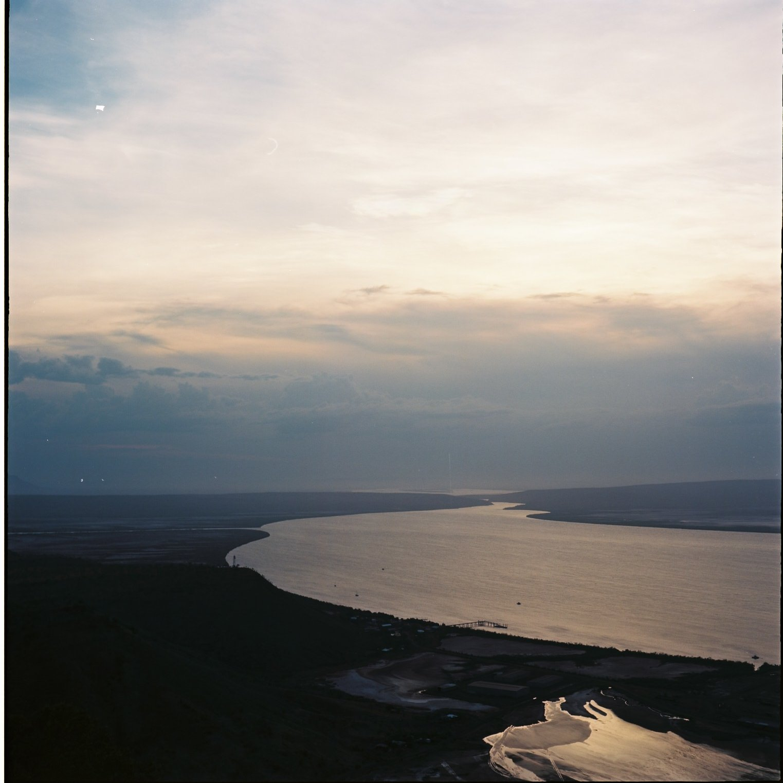 Five Rivers lookout  Yashica Mat | Kodak Ektar 100