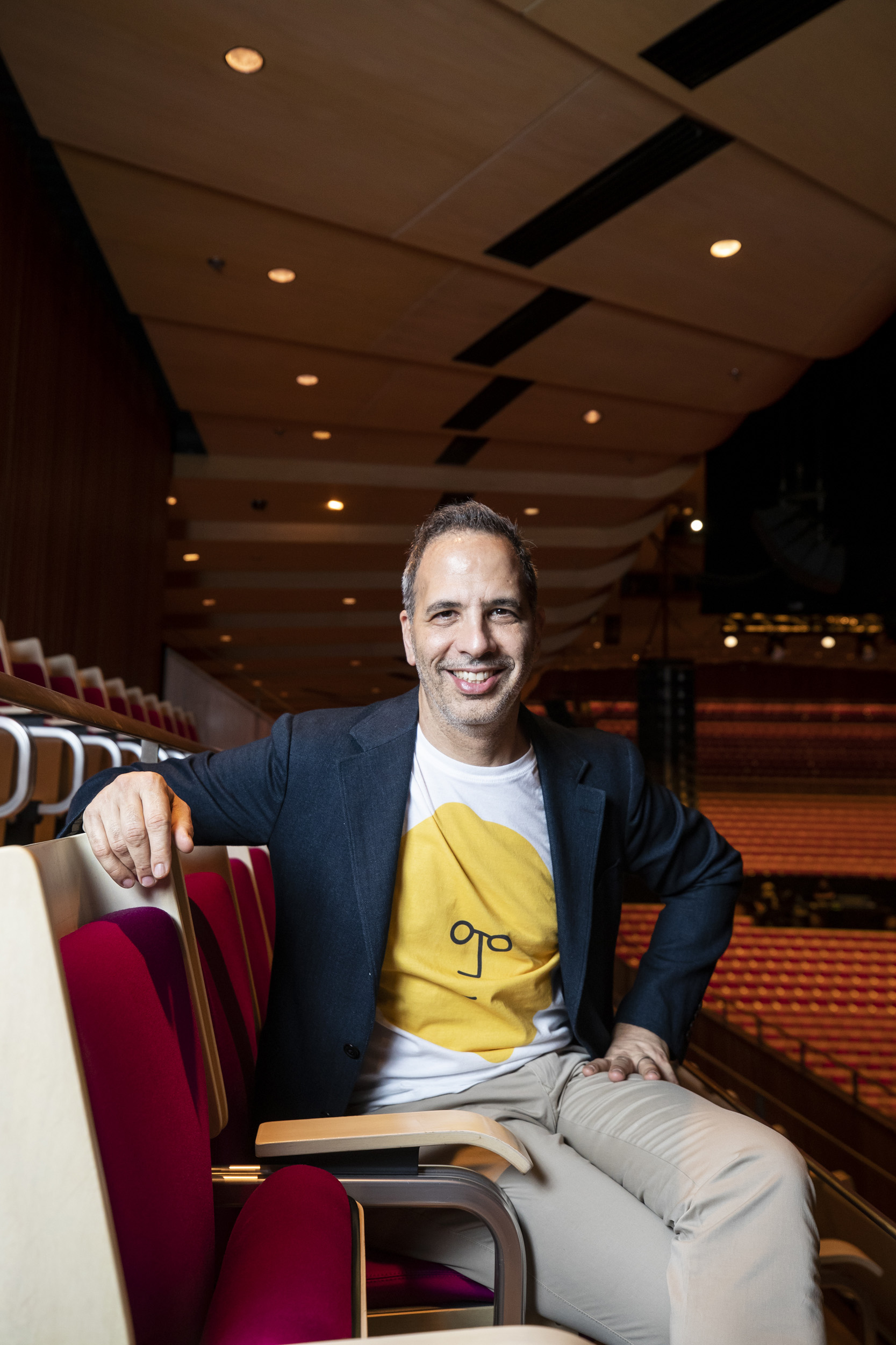 Yotam Ottolenghi for the Sydney Opera House