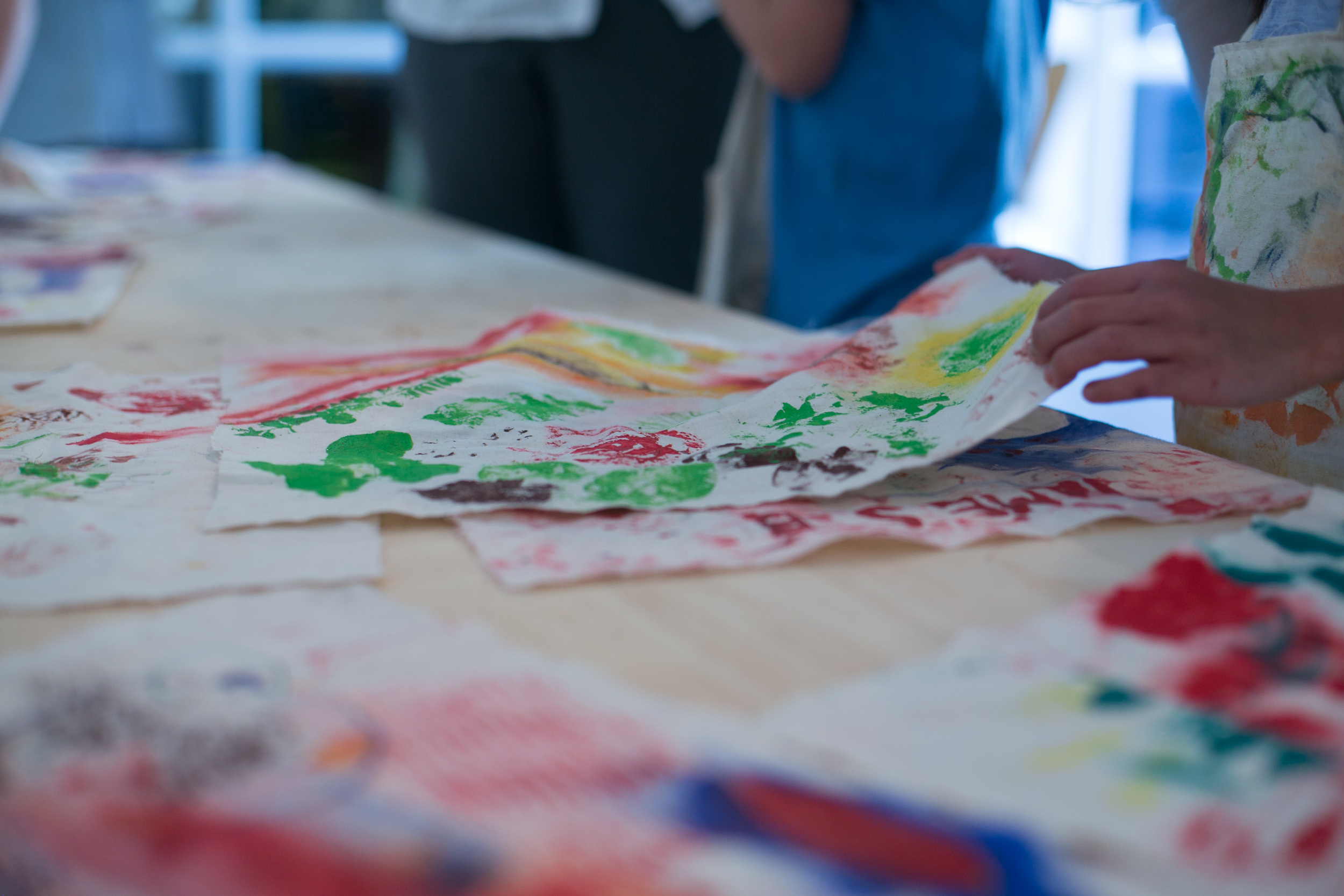 Working with Children- Children's Holiday Workshops: the Wholistic approach