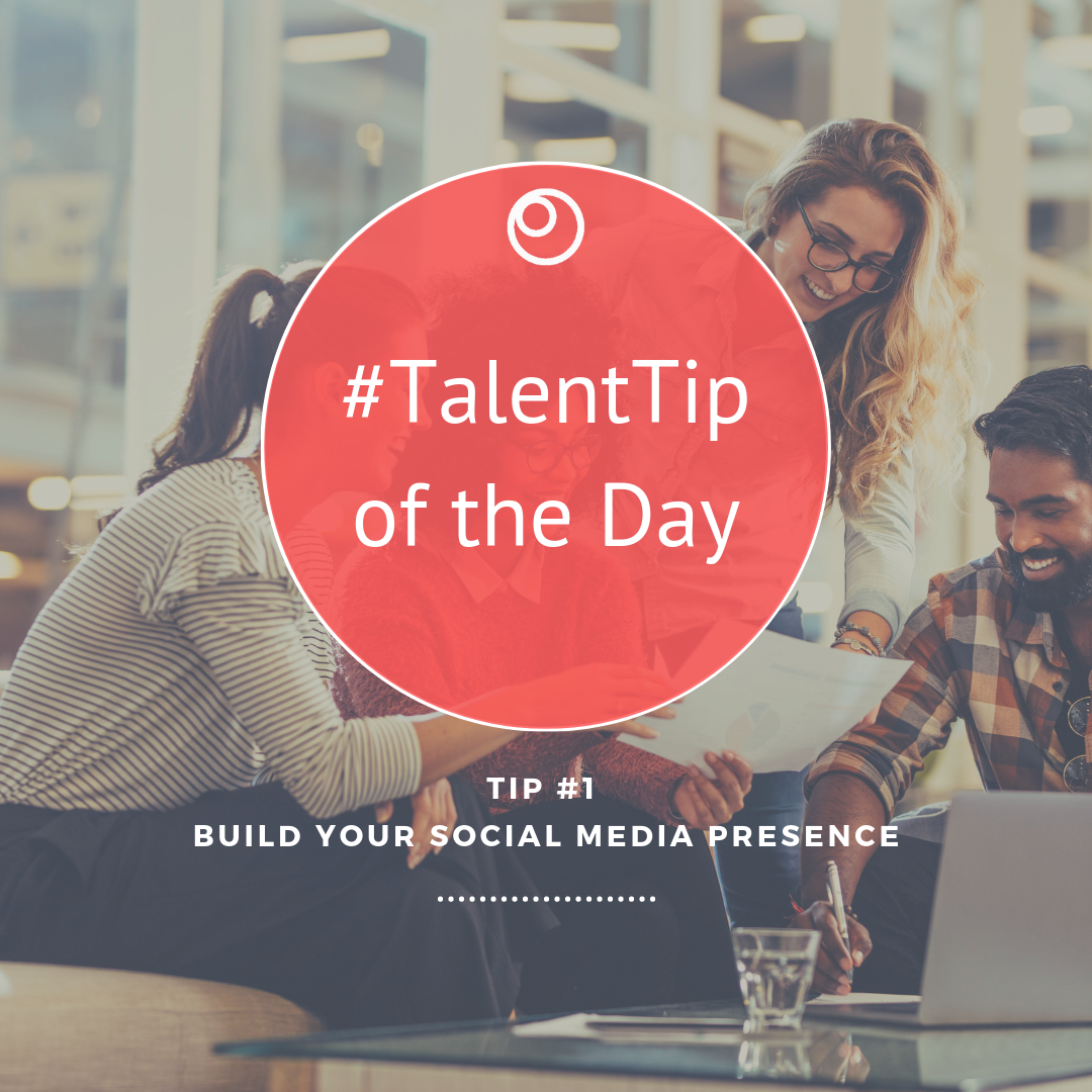 Build Your Social Media Presence   According to our 2019 Global Study 🌎, 49% of candidates would apply to a job through an employers' social media page. This number will only 📈 over the next few years as the bulk of the workforce will become Millennial/Gen Z.