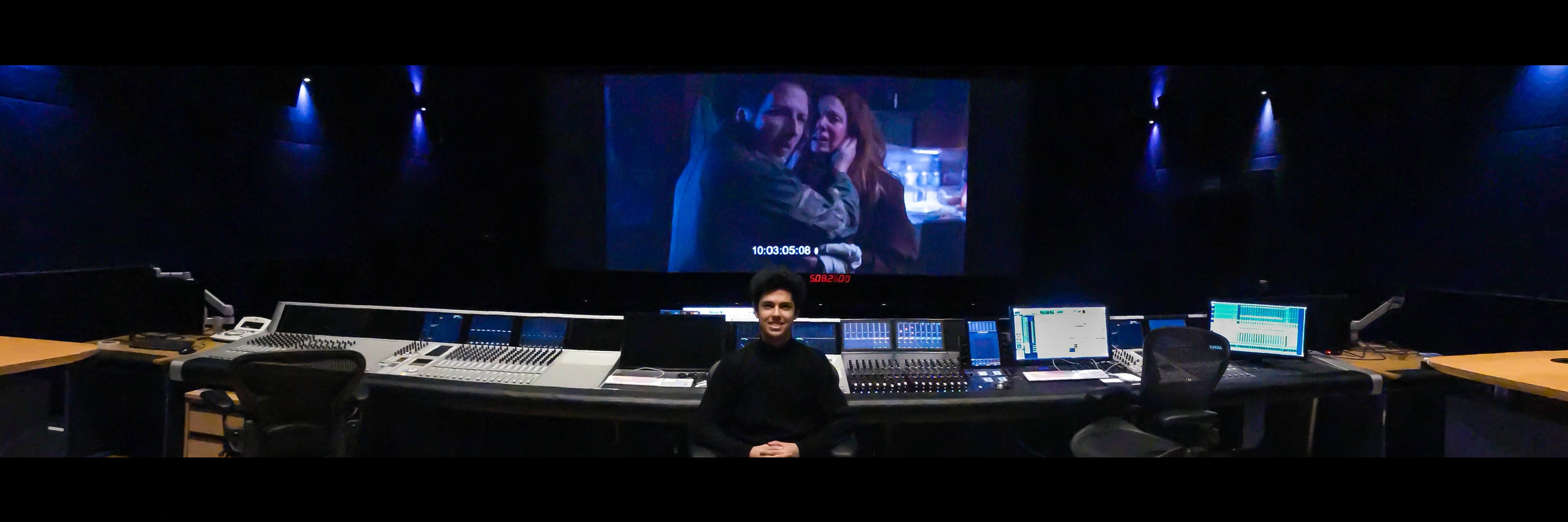 """Pinewood Studios - """"All You Can Carry"""" Dolby Atmos Mix 2018"""