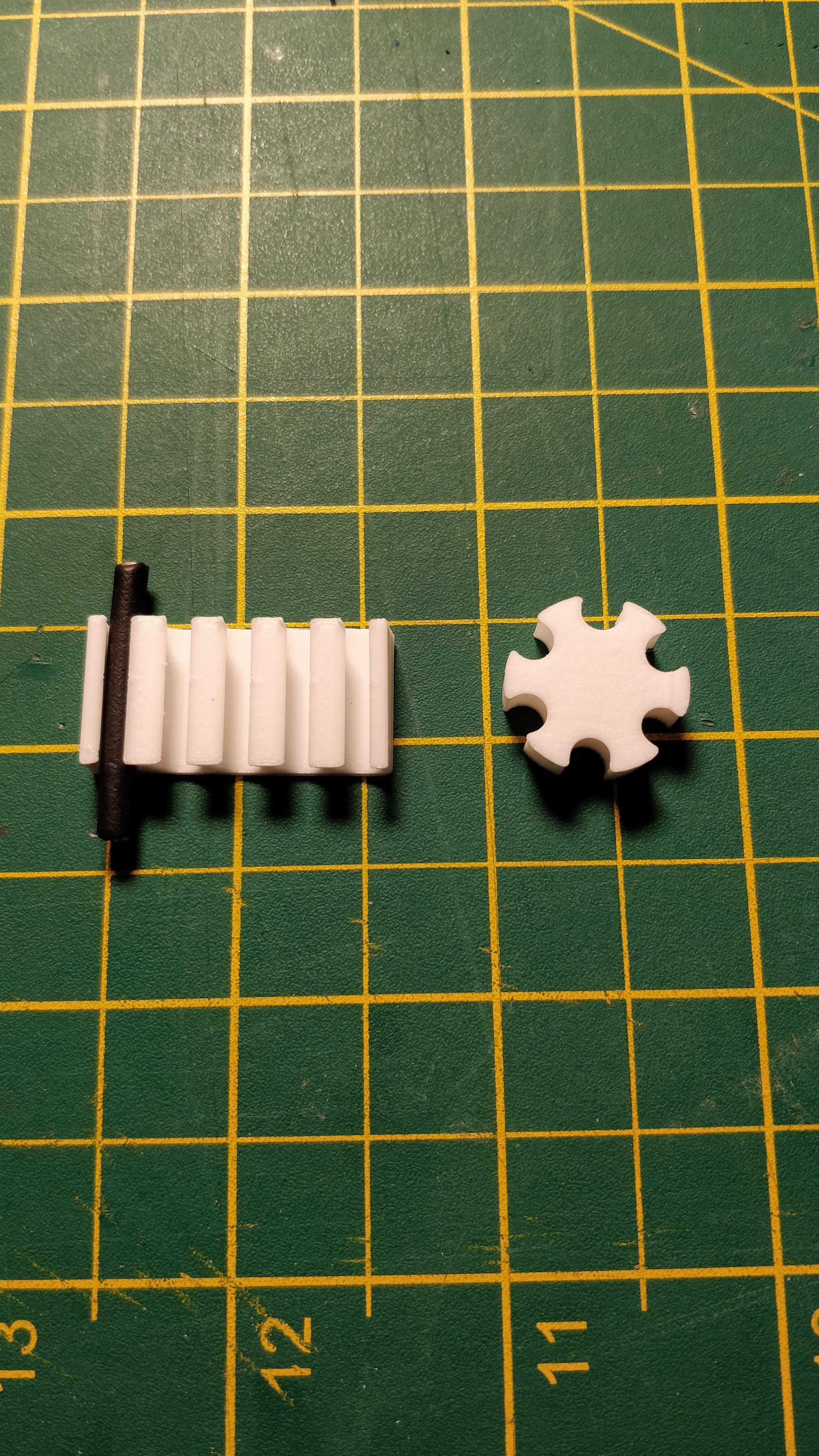 3D printed concepts