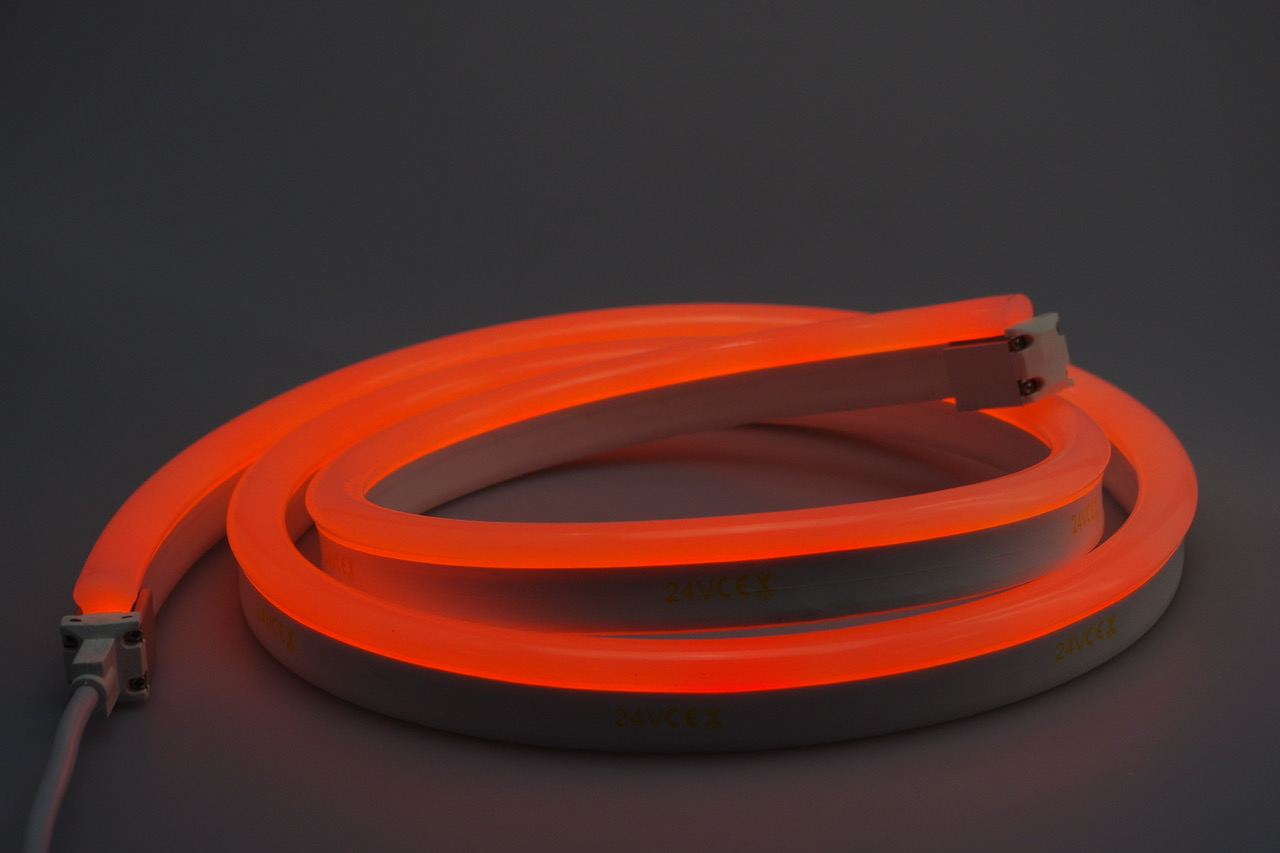 LED Curve Tube Coloured 120