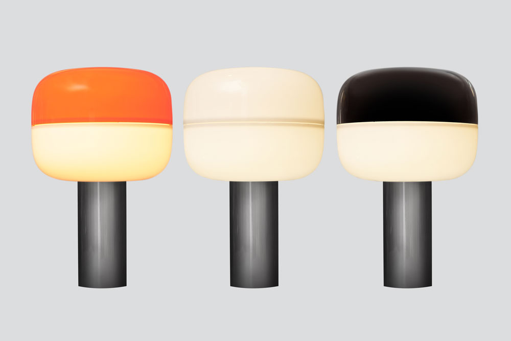led-curve-tube-top-view