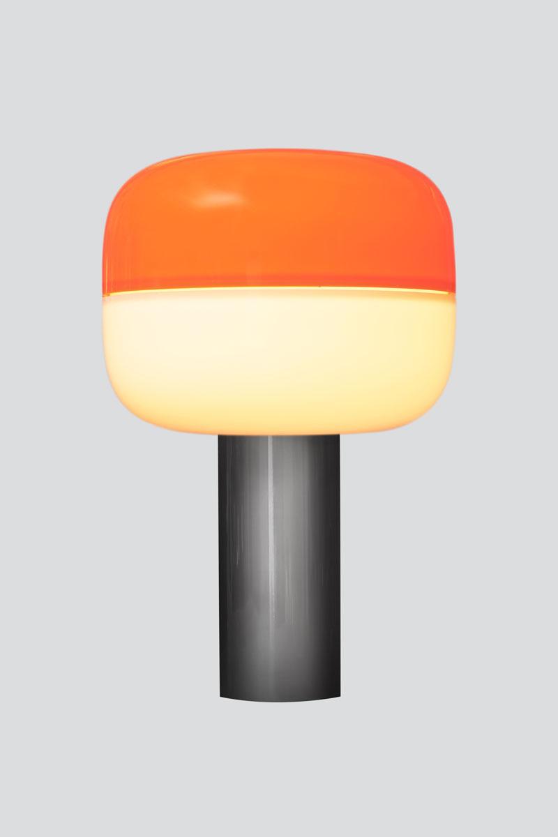 Opal Bottom/<br>Orange Top
