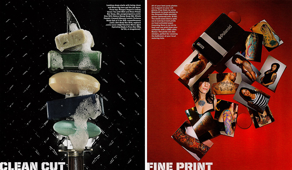 Inked Magazine Technology Feature Editorial
