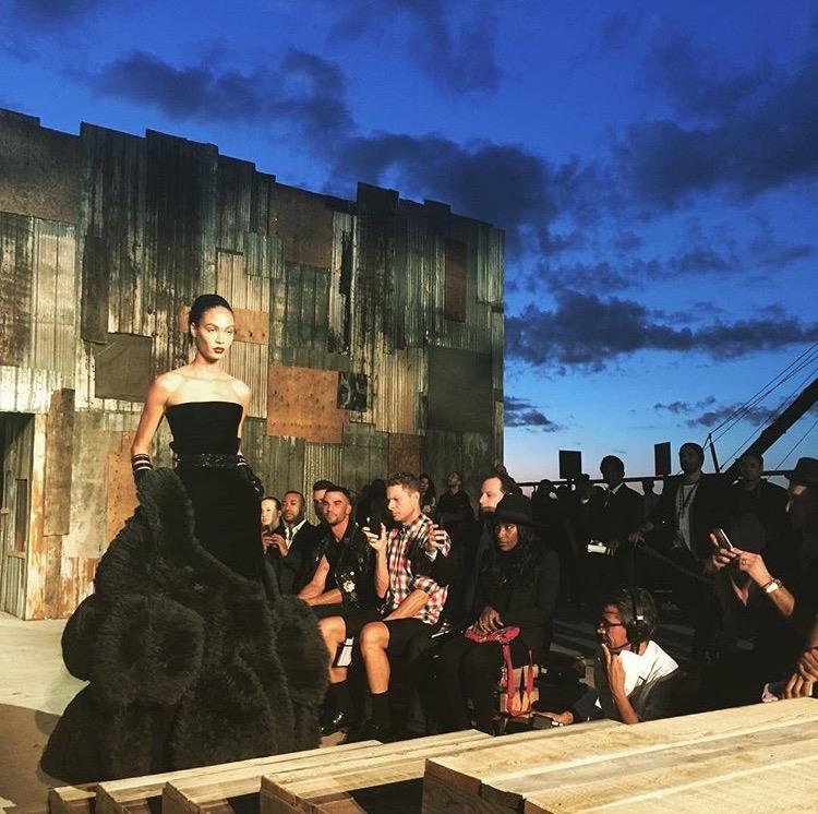 Givenchy Fall 2016 Fashion Show