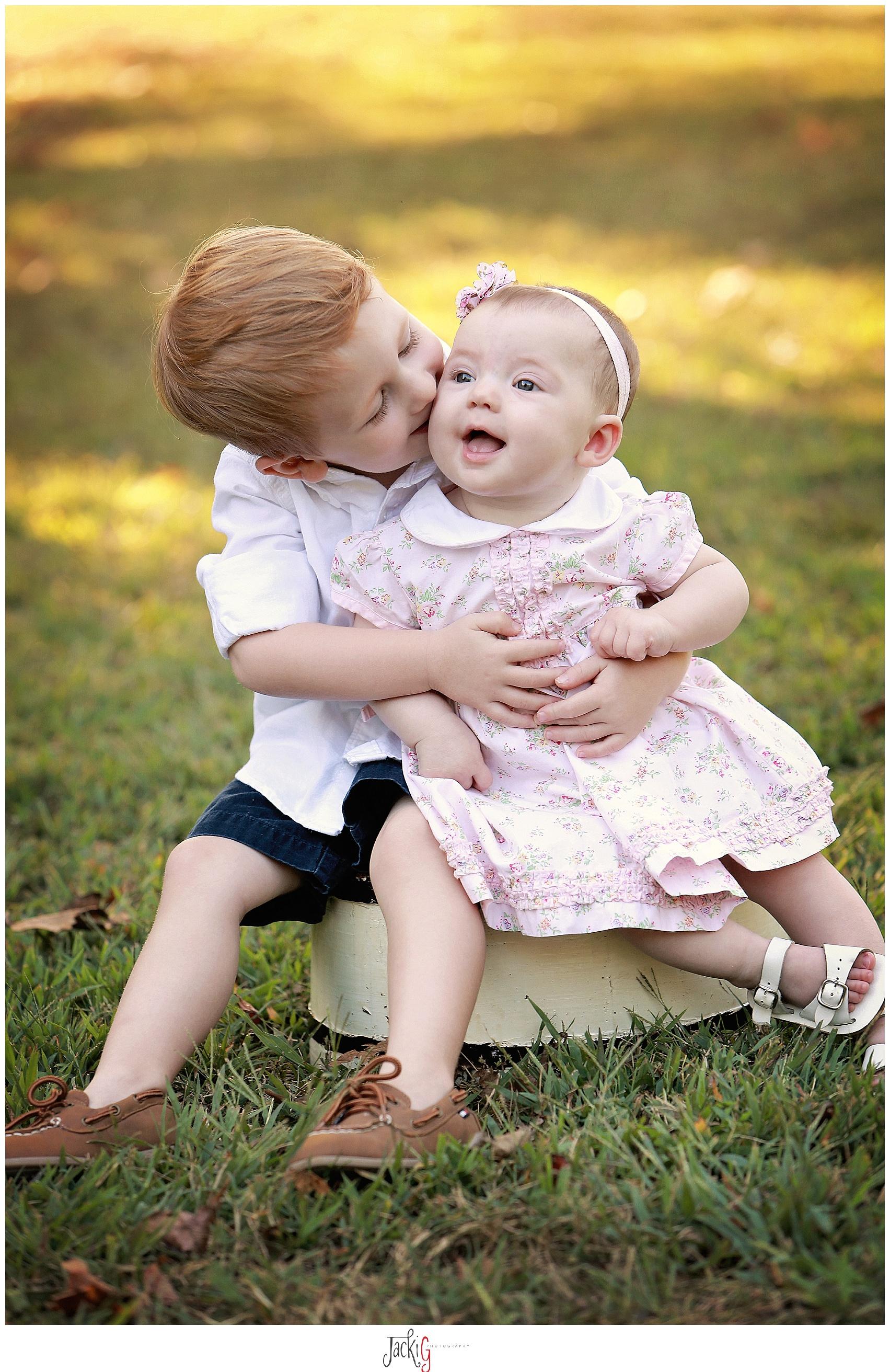 Big hugs and Kisses