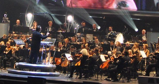 Star Wars in Concert 2010 North American Tour Orchestra.