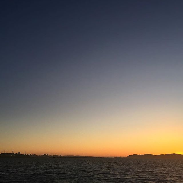 SF - Golden Gate - Marin #sunset