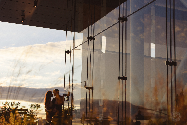 Whitney Museum Engagement Photos