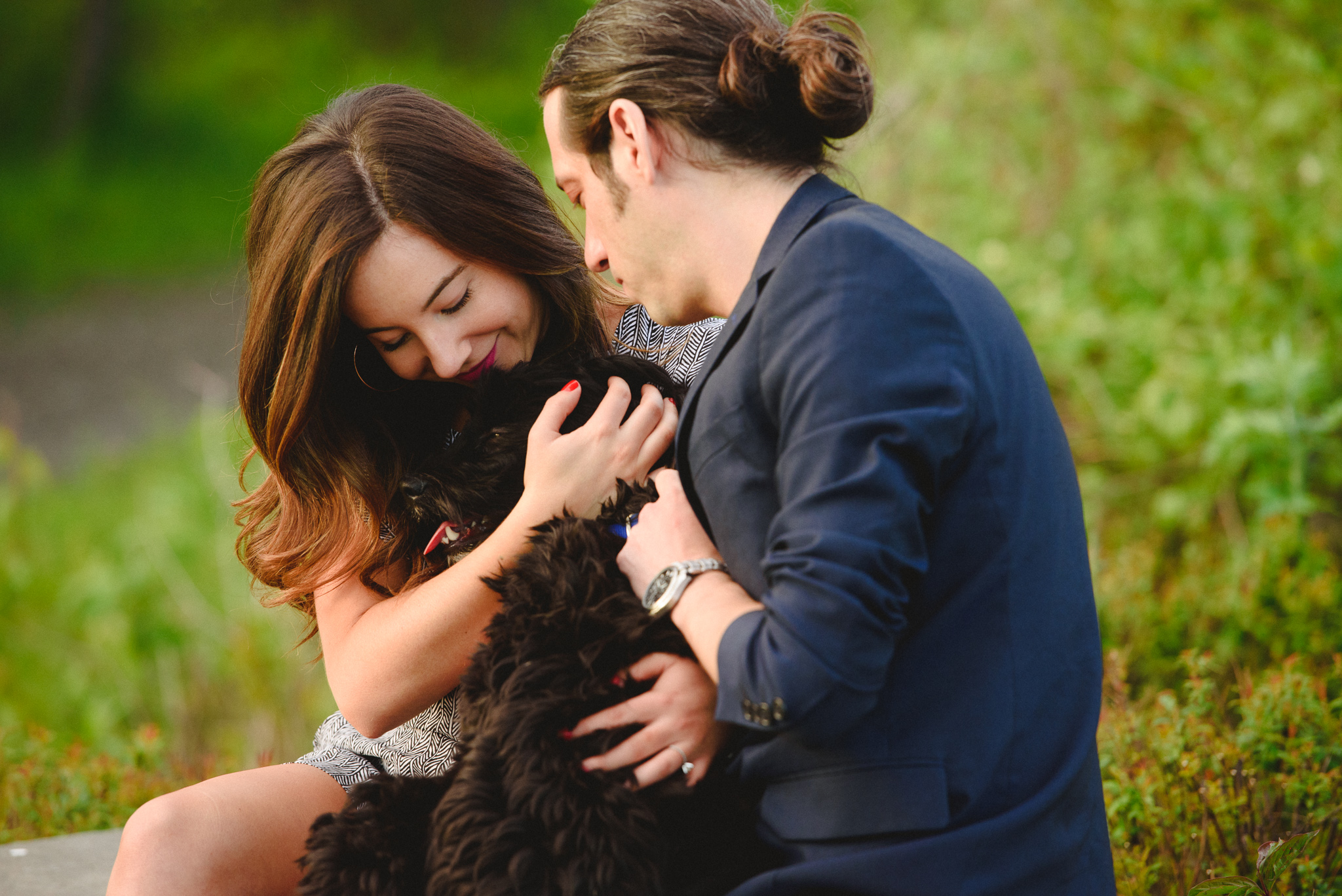 Hudson Valley Engagement Session by Arius Photography