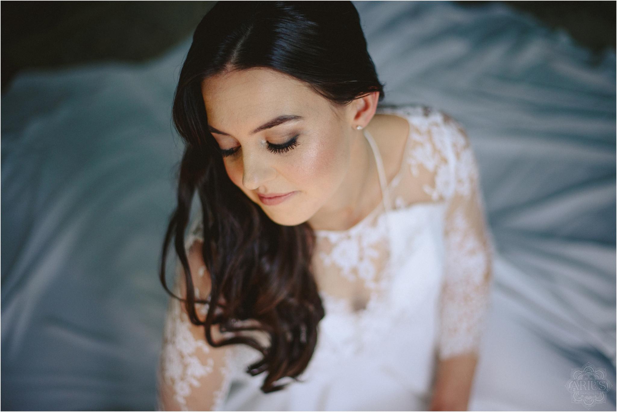 Bridal makeup by  juliette perreux