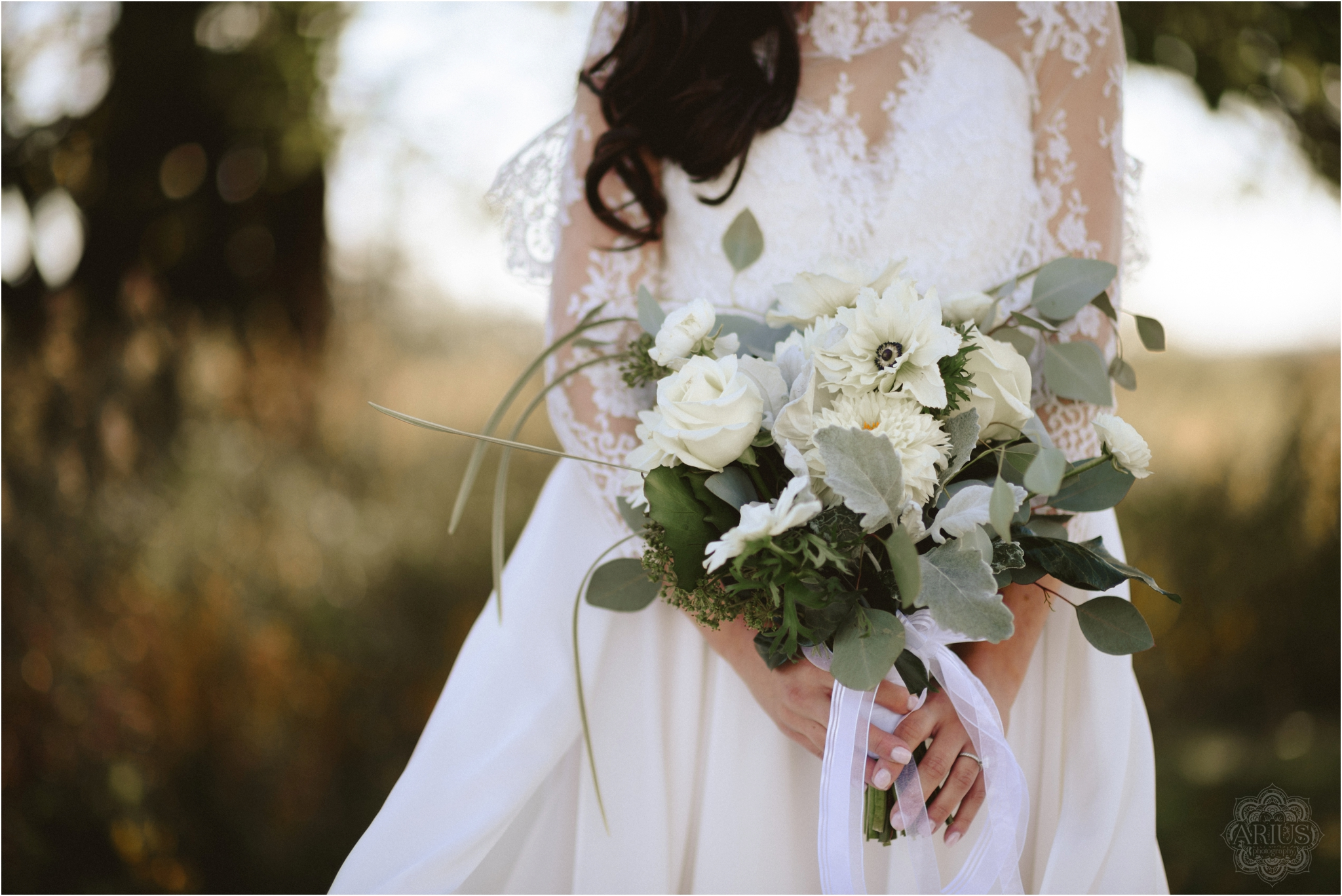 Bridal Bouquet by The Rosery