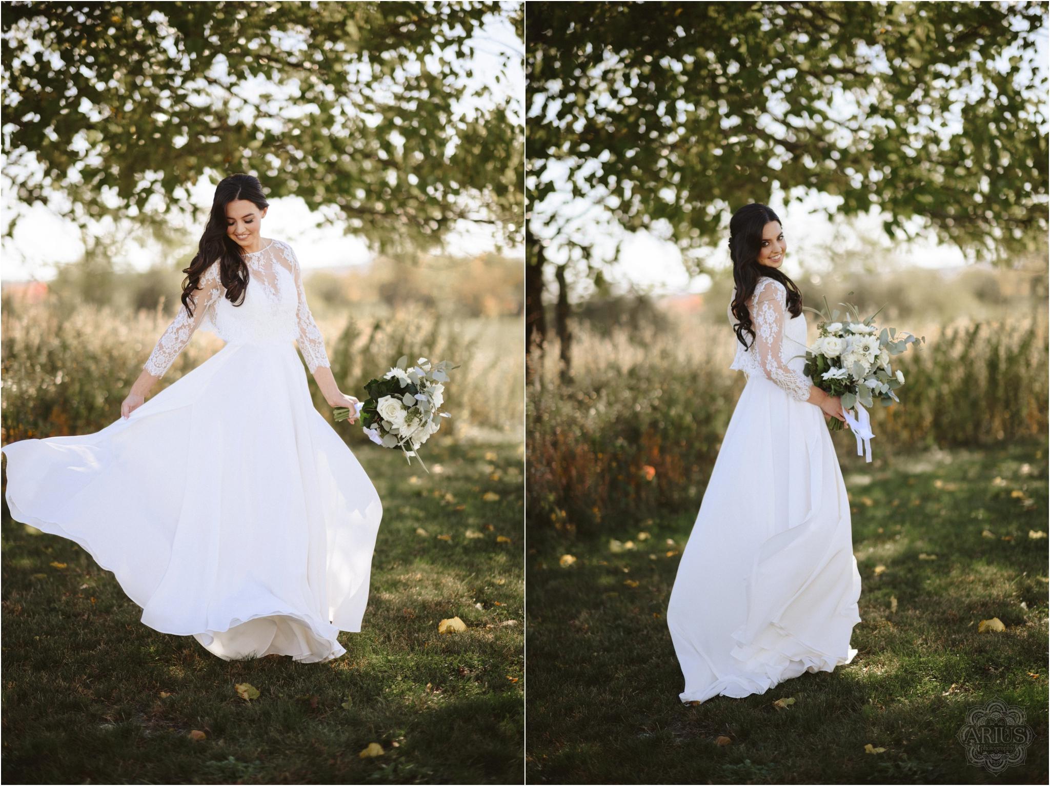 Hudson Oak Hill Wedding