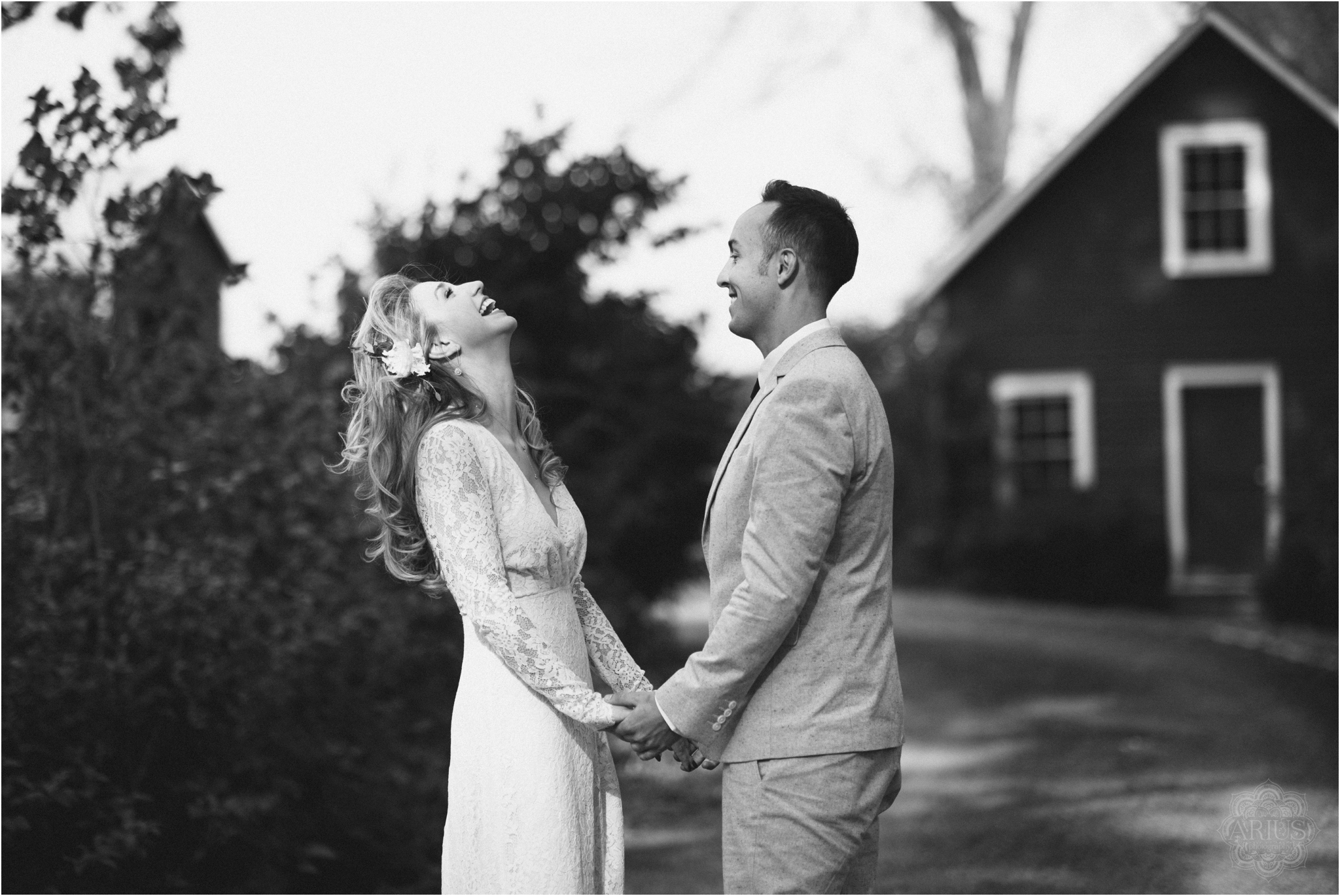 Wedding at Crested Hen Farms by Arius Photography