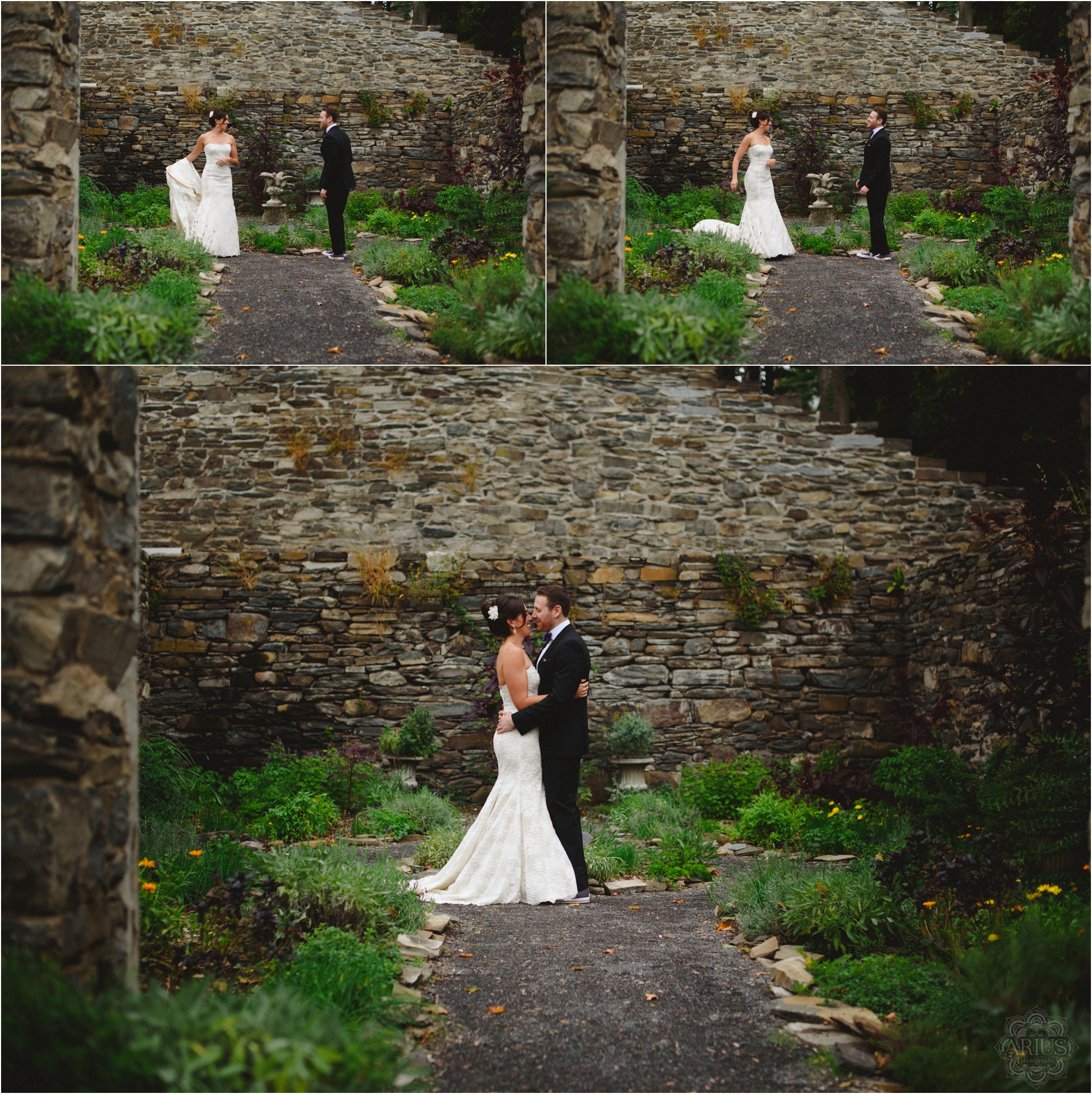 Wedding at Southwood Estate, Germantown, NY by Arius Photography