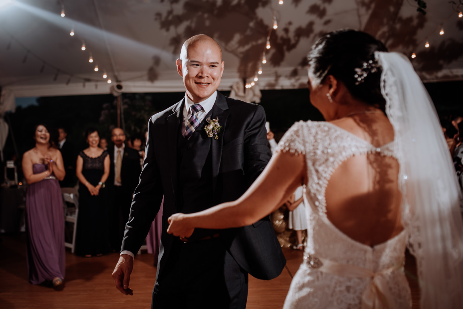 first dance at red maple