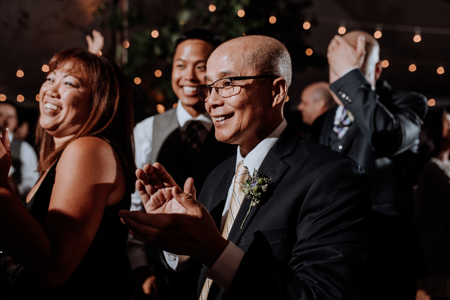 father of the bride dances