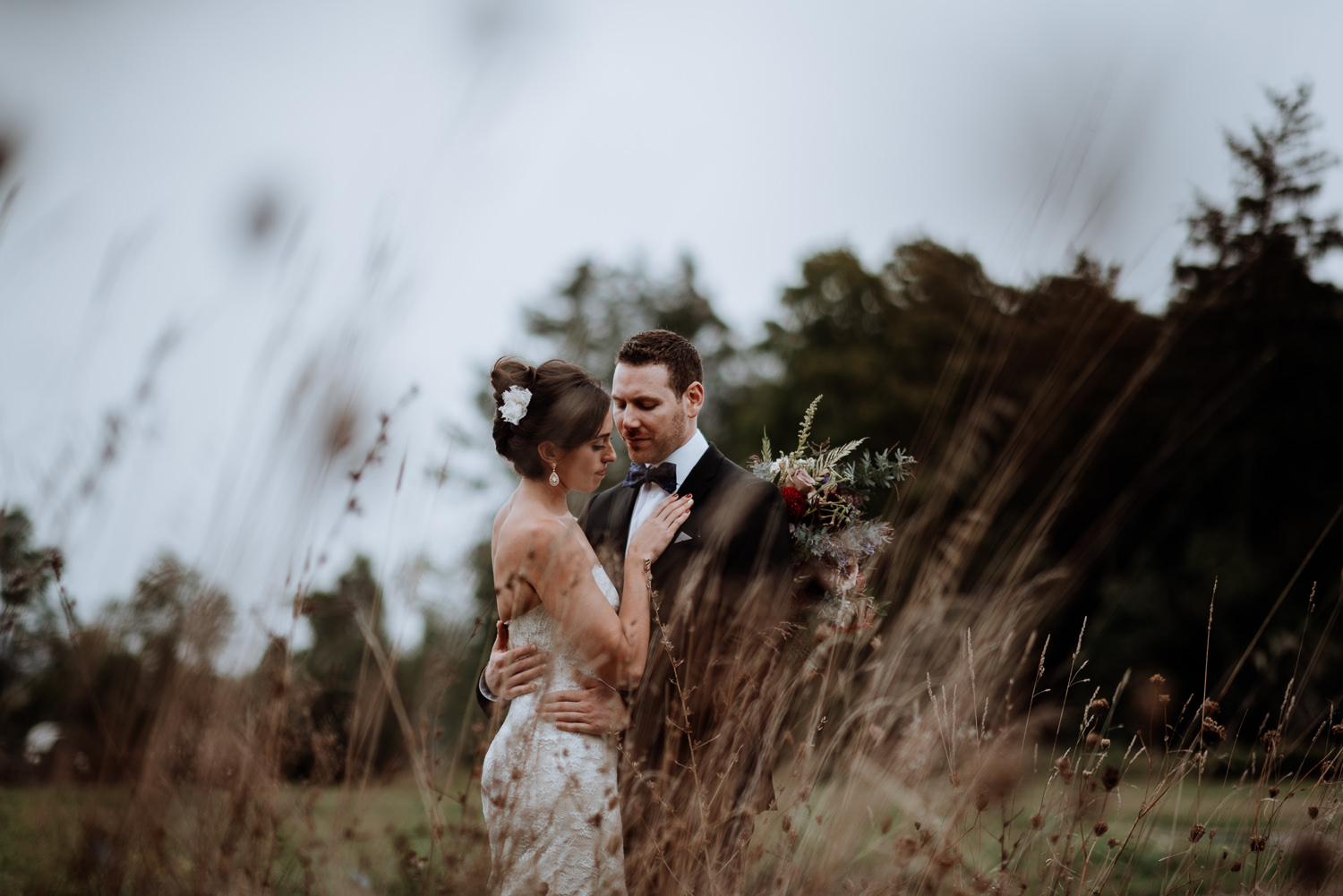 Gorgeous Wedding at Red Maple Vineyard, NY by Arius Photography