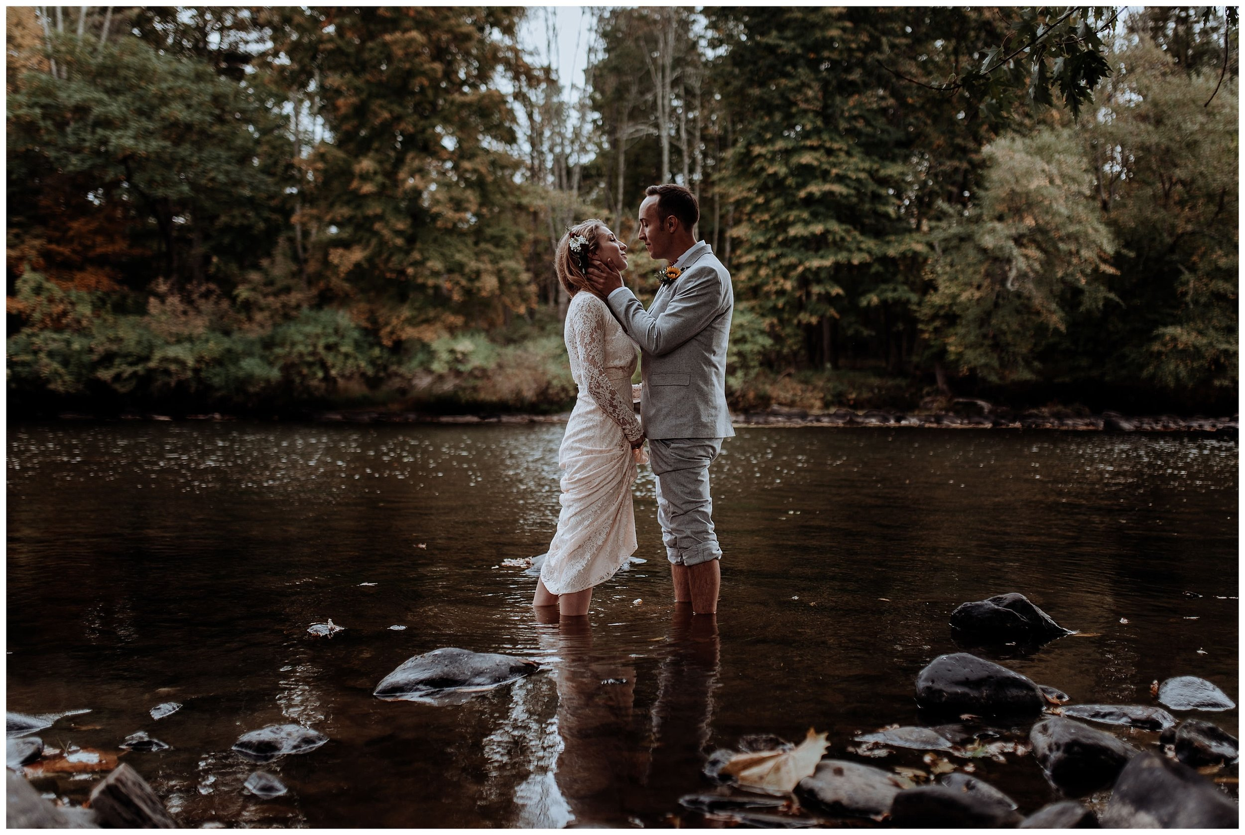 Upstate NY Barn Wedding at Crested Hen Farms by Arius Photograph