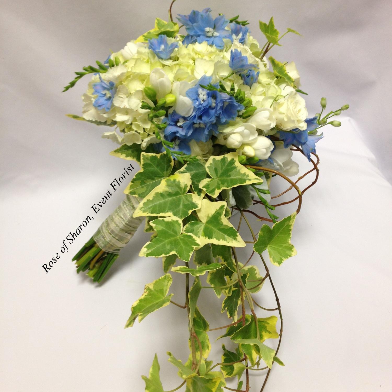 Blue Bouquets -