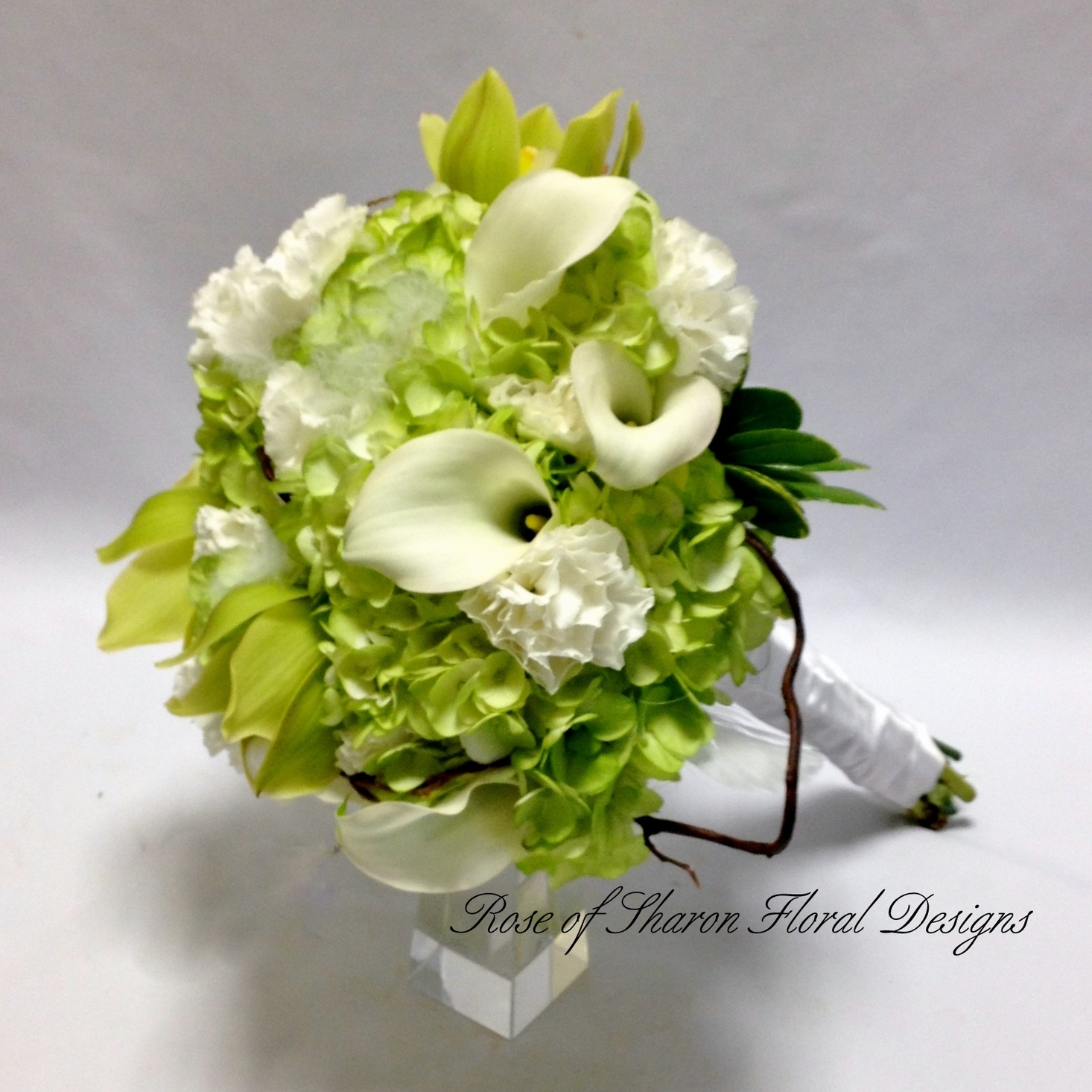 Green Bouquets -