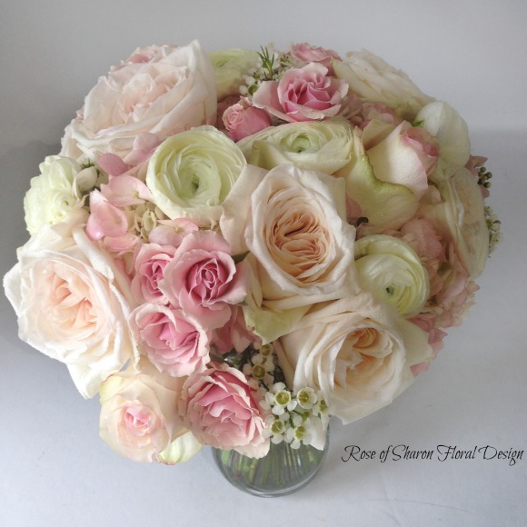 Pink Bouquets -