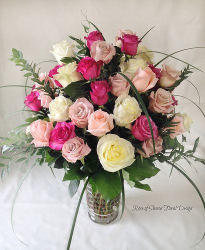 Standard Rose Arrangement