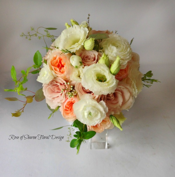 Peach Bouquets -