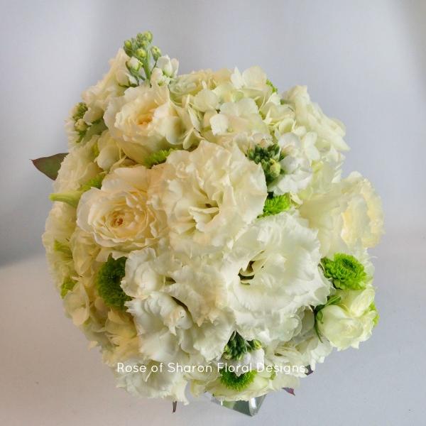 White Bouquets -